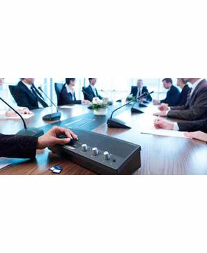 Sistema para debates BOSCH CCS 900 Ultro