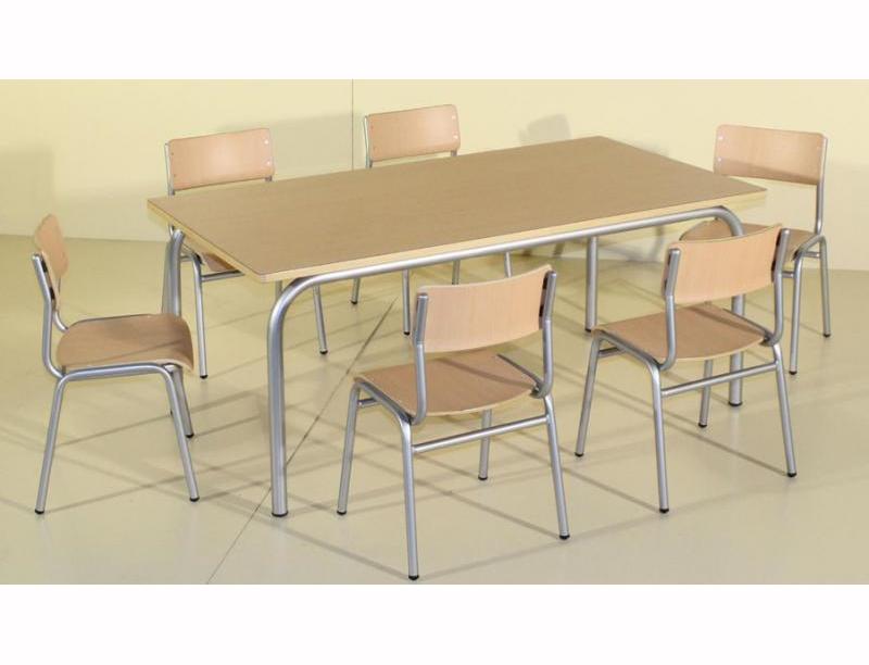 mesa de lectura y comedor On mesas comedor escolar