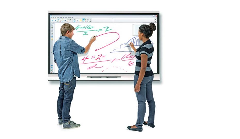 Smart board 6065